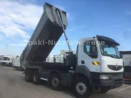 tipper truck > 7.5 t Renault kerax 380/8x4/kipper MARREL/TOP ZUSTAND