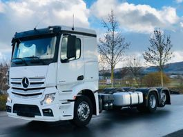 chassis cab truck Mercedes-Benz ACTROS 2543 / E6 / RETARDER / RADSTAND 4,9 2015
