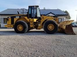 wheel loader Caterpillar 980G 2001