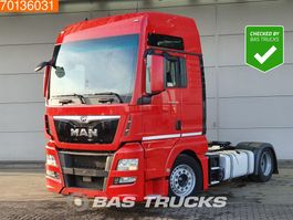 mega-volume tractorhead MAN TGX 18.480 4X2 XXL Mega Intarder 2x Tanks Euro 6 2016