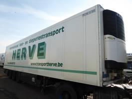 Kühlauflieger Schmitz Cargobull Carrier Vector Multitemp, dual temp, LBW, Taillift Alu bodem, 270 cm Hoc... 2007