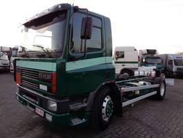 chassis cab truck DAF CF 75.250 + Manual 1999