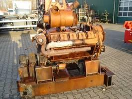 Engine truck part Deutz DEUTZ/ F10 413L/BRANDSCHADE