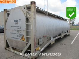 swap body box container Other Schwingenschloge Chemical 30ft 30Ft 34.000Ltr 3Comp 316 1989