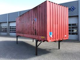 hard top shipping container Krone BDF / Container / 7.7 Mtr 1998