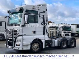 heavy duty tractorhead MAN TGX 28.560 6x4 EURO 6 - 60 TON RETARDER 2016