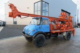 Bohranlage Unimog Mercedes 416 Drill Drill