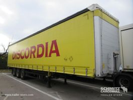 sliding curtain semi trailer Schmitz Cargobull Semitrailer Curtainsider Standard 2017