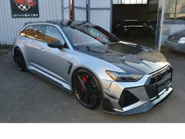 Kombinationskraftwagen Audi RS6 MANSORY/EXCLUSIV/FORGED/STERNENHIMMEL/780PS 2019