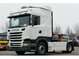 other trucks Scania R450 Highline Retarder Standklima Kühlbox E6 2015