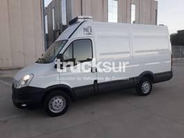 refrigerated closed box lcv Iveco 35 S13 2014