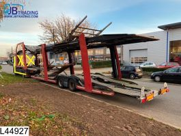 car transporter trailer Lohr Middenas Eurolohr Car transporter, Combi 2005