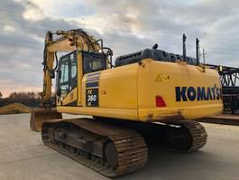 crawler excavator Komatsu PC360LC-10 2013