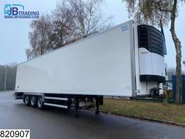refrigerated semi trailer Samro Koel vries Disc brakes 2008