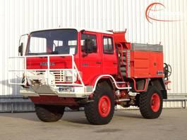 fire truck Renault 110 150 4x4 - Sides CCF 3000 ltr. - feuerwehr - fire brigade - brandweer... 1992