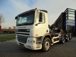 chassis cab truck Ginaf X4138E / 8X2 / Chassis / 878.000 KM / Euro 3 / NL Truck 2004