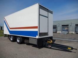 closed box trailer Burg 2 As BPM 00-18 TCSXX - 2 As Wipkar Gesloten, WN-DZ-27 2004