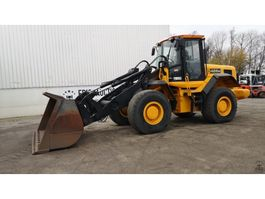 wheel loader JCB 426HT 2007