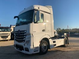 cab over engine Mercedes-Benz Actros 1848 LS 2016