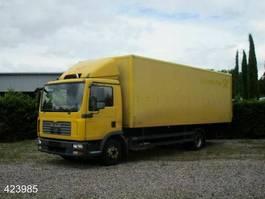 closed box truck > 7.5 t MAN TGL03 TGL 12.240 4x2 BL 2007