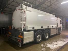 tank truck Volvo FM 420 2012