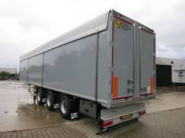 walking floor semi trailer Kraker CF-X 2020