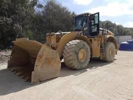 wheel loader Caterpillar 980K 2014