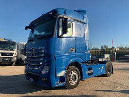 cab over engine Mercedes-Benz Actros 1848 LS Euro6 ADR 2017