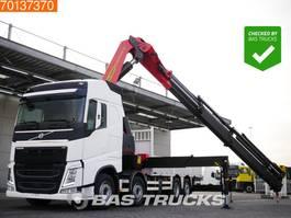 platform truck Volvo FH 460 8X2 NEW! Fly Jib Preparation Dynamic Steering Palfinger PK88002 EH-F 2020