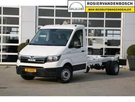 chassis lcv MAN TGE 5.180 (3,5T) 2.0 TDI 177PK L4H2 RWD DL AUTOMAAT MEDIAPAKKET NAVIGATI... 2020