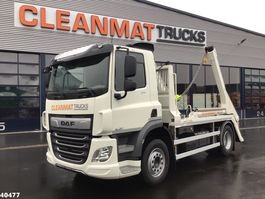 container truck DAF FA CF 370