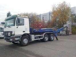 swap body truck Mercedes-Benz Actros 2648 6X4 Absetzkipper 2541 2641 2648 2001