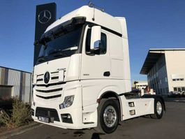 cab over engine Mercedes-Benz Actros 1853 Retarder Standklima / Leasing 2018