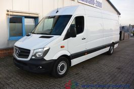 closed lcv Mercedes-Benz Sprinter 316 CDI Hoch Maxi Extralang Top Zustand 2018