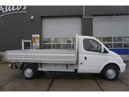 chassis lcv Maxus EV80 LWB Pick-Up Volledig Elektrisch * Nieuw * Direct leverbaar * 2020