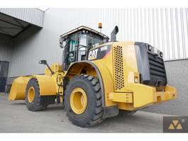 wheel loader Caterpillar 950K 2014
