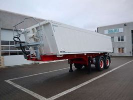 tipper semi trailer Kel-Berg 21 m³ 2020
