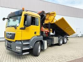 paving machine TGS 26.480 6x4H-4 BL TGS 26.480 6x4H-4 BL, HydroDrive, Lift-/Lenkachse, Bor 2009