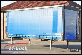 curtain slider swap body container Wecon WPR 7,82 BDF Jumbo verzinkt, Code XL, DCE 9.5 2015