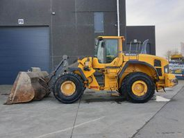 wheel loader Volvo L 180 G 2013