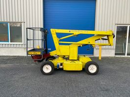 articulated boom lift wheeled Niftylift HR 12, Hoogwerker, 12 meter, Diesel + Accu 1996