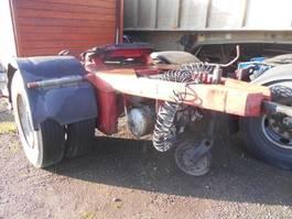 container chassis semi trailer ASCA Non spécifié 2001
