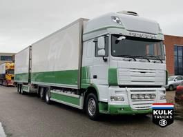 refrigerated truck DAF XF 105 460 Retarder / Frigo Combi / CARRIER 850 / BE TRUCK / STANDKLIMA 2011