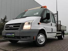 platform lcv Ford Transit 430 2.4 tdci laadkraan r 2009