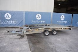 flatbed car trailer KF30