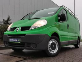 closed lcv Renault TRAFIC 2013