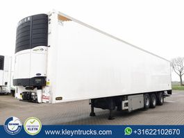 refrigerated semi trailer Pacton Z3-002 taillift apk 07/21 2008