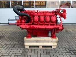 Industriemotor Iveco 8281 SRM70 11 Marine 700 PK dieselmotor as New !