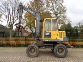 crawler excavator Volvo EW70 2000