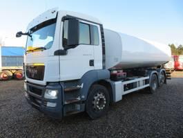 tank truck MAN TGS 26.400 6x2*4 18.500 l. ADR